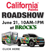 California Paints Roadshow