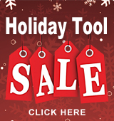 Holiday Tool Sale